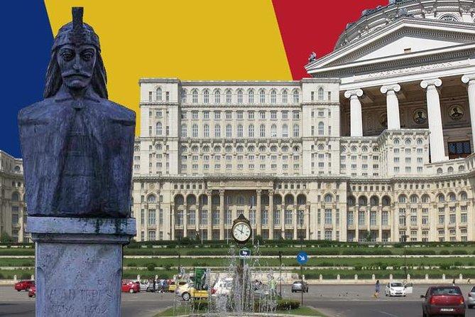 Excursão a pé guiada de Bucareste, Bucareste, ROMÊNIA