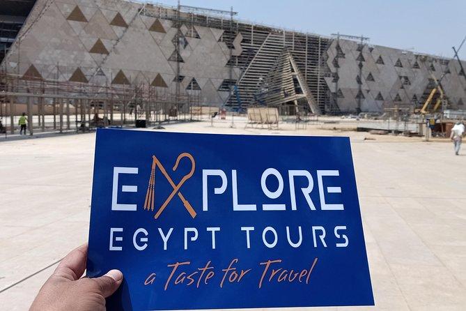 MÁS FOTOS, Unique Tour to The Grand Egyptian Museum