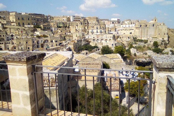 Full immersion walking tour of Matera, Matera, Itália