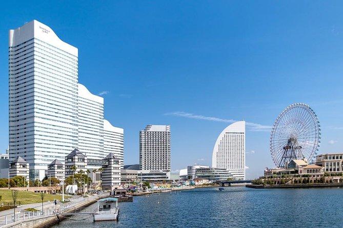 Yokohama Port Shared Transfer : from Tokyo Hotels to Yokohama Port, Tokyo, JAPON
