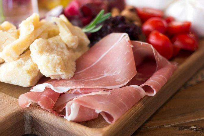 Emilia-Romagna's Typical products Tasting Small Group Tour, Parma, ITALIA