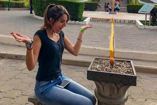 MAIS FOTOS, Excursão de meio dia ao Meio do Mundo saindo de Quito, ingressos inclusos