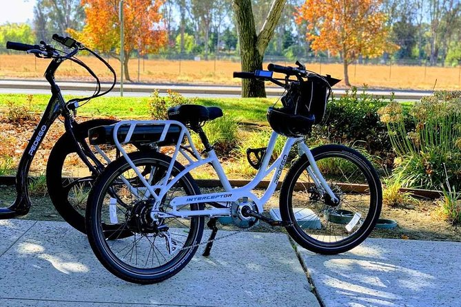We are the only place in the Livermore Valley that rents electric bikes. The local trails are diverse and the nearby parks offer and your Pedego Electric Bike will allow you to enjoy riding while taking in the scenery around you.