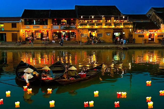 Hoi An Ancient city and My Son Sanctuary day trip including lunch and guide, Hoi An, VIETNAM