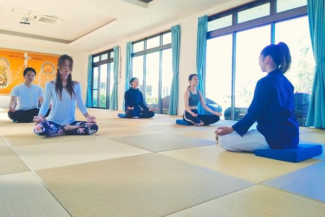 At this facillity, instructor will guide you in a carefull manner, so beginners can join the meditation session without any problem. It's very nice to have some relaxing time after busy day with sightseeing. We have an observation deck with a great view and terrace, so you will enjoy your own time in a beautiful nature.