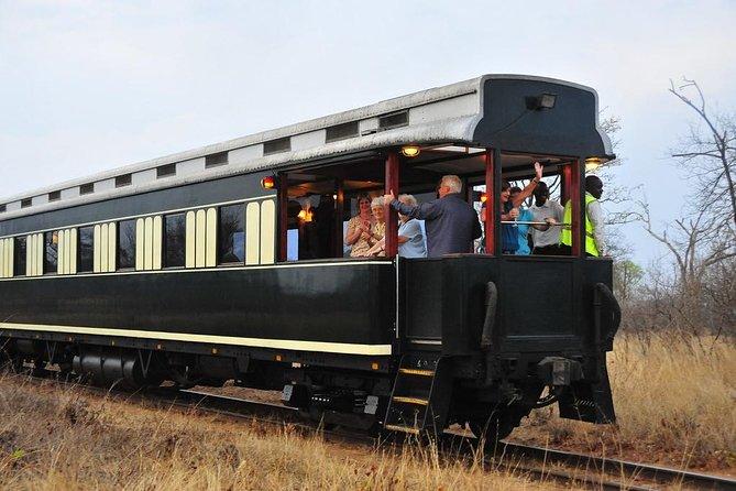 Royal Livingstone Dinner Express Train, Livingstone, ZIMBABUE