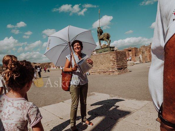 Excursão a pé clássica de Pompeia em 2 horas com um arqueólogo, Pompeya, Itália
