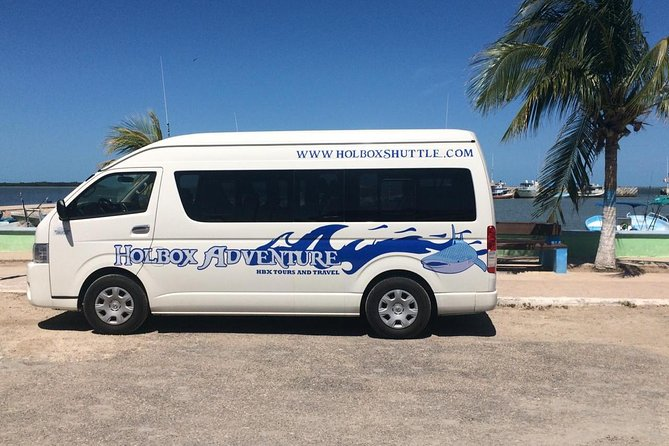 Holbox to Cancun Private Transportation, Isla Holbox, MEXICO