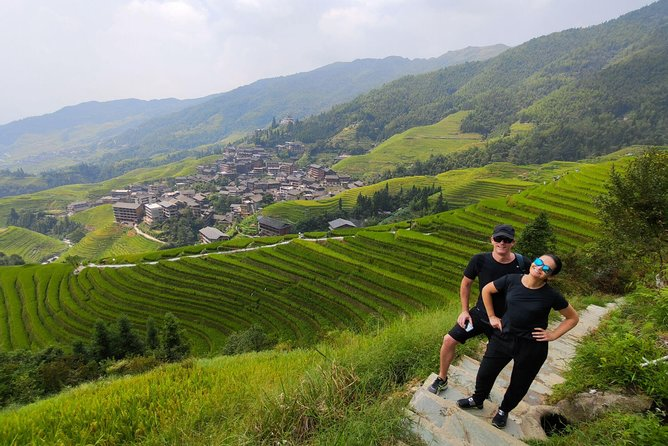 Private Day Tour: Longji Rice Terraces and Long Hair Village, Guilin, CHINA