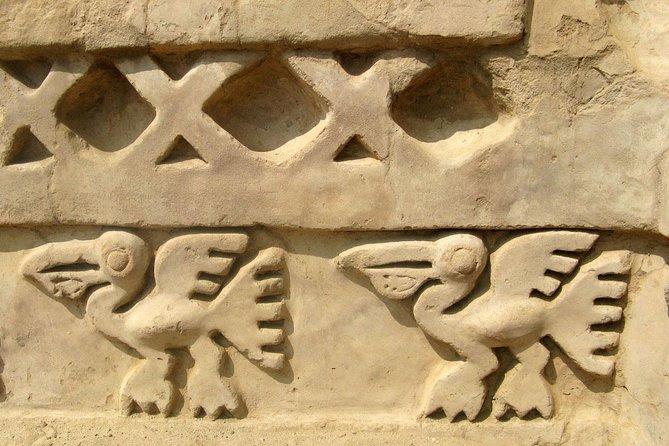 You will visit Huaca de La Luna center of the Moche culture and Chan Chan capital city of the Chimu Kingdom.