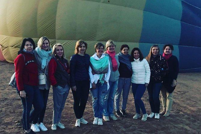 Amazing Hot Air Balloon flights over Marrakesh, Marrakech, Morocco City, Morocco