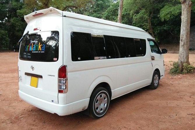 (SKU: LK43201270) Start your Sri Lanka holiday with ease by booking this private arrival transfer from Colombo Bandaranaike International Airport (BIA / CMB) of Sri Lanka to your hotel, Riverdale Eco Resort, Aluthgama. Your friendly and professional driver will greet you upon your arrival and drive you directly to your holiday destination in the comfort of a private, air-conditioned vehicle. It's that easy.