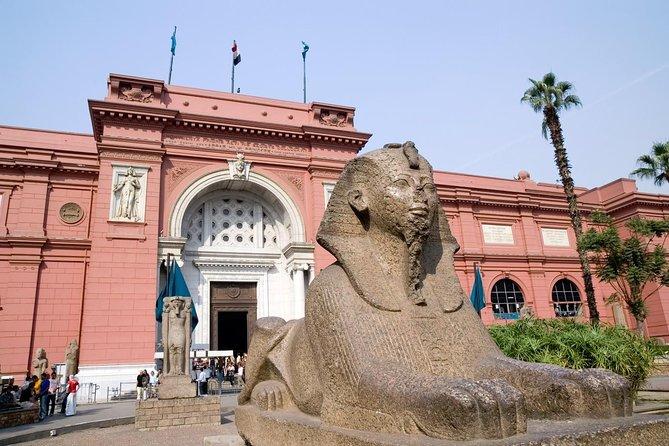 Shore Excursion: Day Trip from the Port of Alexandria to Cairo, Alejandria, EGIPTO