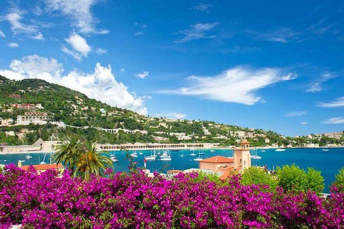 Discover all the French Riviera with this unique tour to Cannes, Nice and Monaco - Monte Carlo.<br><br>Spend your day touring along the clear blue sea and the most beautiful cities of France.<br><br>Enjoy a private guided tour in Cannes and take the opportunity for pictures in front of the Film Festival Palace.<br><br>Drive along the coast to Nice. Explore the old Nice and learn about the history and traditions of the capital city of the French Riviera.<br><br>From Nice you will arrive to Monaco and Monte Carlo where your guide will invite you for a drive along on Formula 1 Grand Prix racetrack.<br>Explore the historical Rocher neighborhood before going to Monte Carlo and its world famous Grand Casino.<br><br>We provide the best professional tour guides in the south of France.
