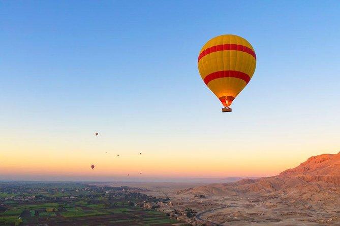 Luxor Hot Air Balloon, Luxor, EGIPTO