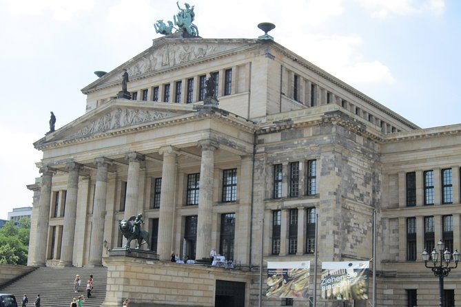 Private 3-Hour Walking Tour of Berlin with Optional Reichstag Visit, Berlin, GERMANY