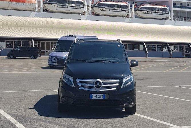 Private Transfer: Fiumicino Airport (FCO) to Bolsena or vice versa, Lago de Bolsena, ITALIA