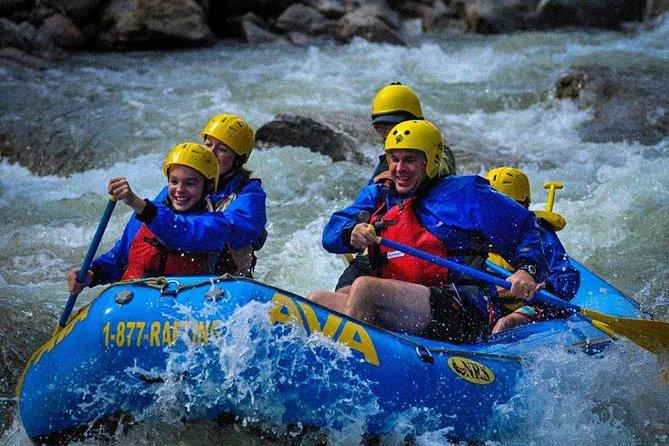 Numbers Half-Day Whitewater Rafting from Buena Vista, Buena Vista, CO, ESTADOS UNIDOS