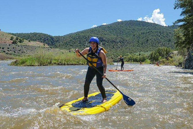 Stand-Up Paddleboard Half-Day Excursion from Kremmling, Breckenridge, CO, ESTADOS UNIDOS
