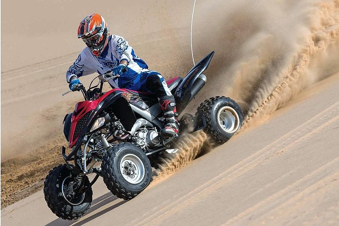 You are in Qatar and want to enjoy and get to know the Qatari desert in an optimal way and include all desert activities, from ride a quad bike, camel ride to going deep into the desert, Then this is the best option for you.
