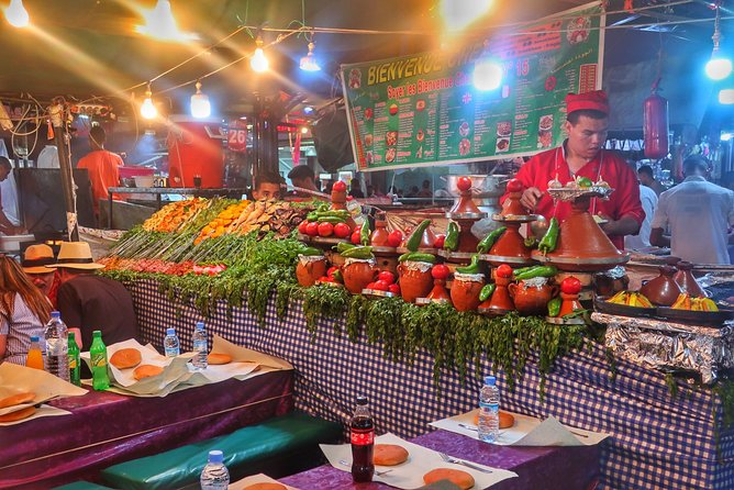 Authentic Moroccan Food Tour in Marrakech with Dinner, Marrakech, Morocco City, Morocco