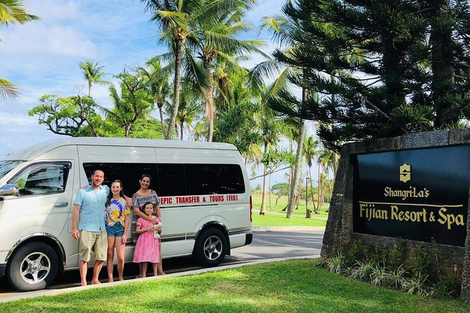 - Private transfer for the family <br>- Fully air condition<br>- Safe & English speaking driver<br>- A quick 30 minutes Souvenir shopping stop available upon request
