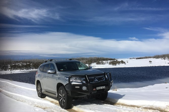 Private and Personalised 4WD transfer to Perisher Ski Resort, taking the risk out of driving on alpine roads.