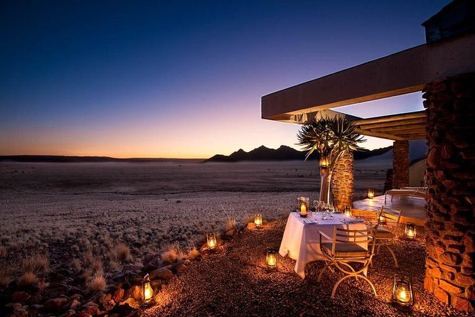 This safari tour includes the best of Namibia highlights, fabulous dune experience starting with a 2 nights in Sossusvlei, and then 3 nights in Swakopmund after exploring the beauty of the beach and its captivating sound of the waves. This is undoubtedly a perfect trip for those that have limited time and still want to see the beauty of Namibia.