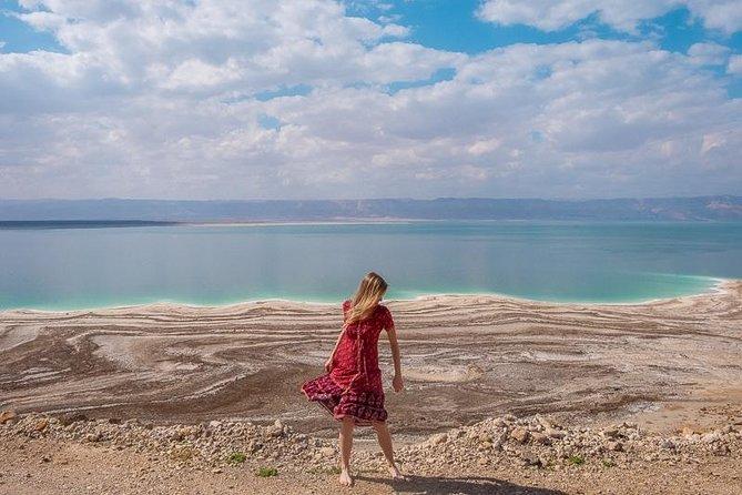 Dead Sea Private Day Tour, Madaba, JORDANIA