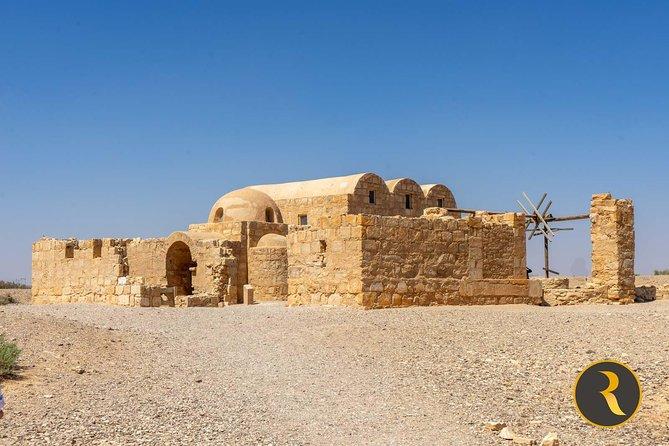 The Desert Castles Full Day Tour From Amman or Madaba, Aman, JORDANIA