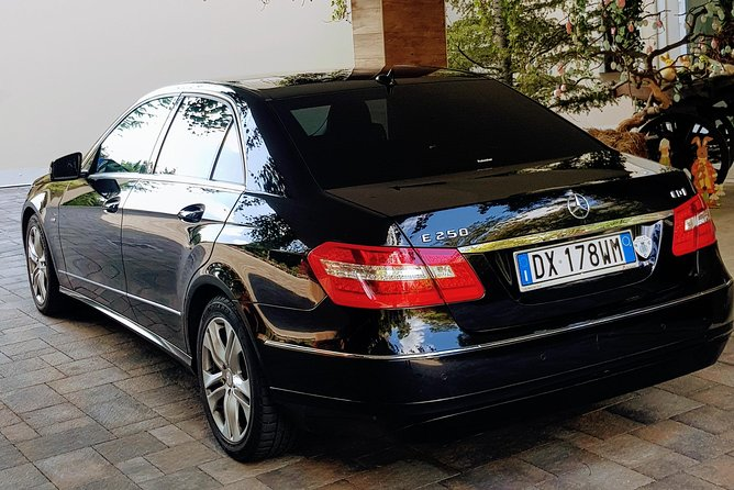 Verona Airport (VRN) - Vicenza / Private Transfer (up to 3 pax), Vicenza, ITALY