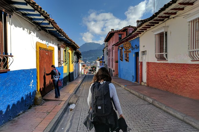 Bogota Food Feast and Coffee Workshop, Bogota, COLOMBIA