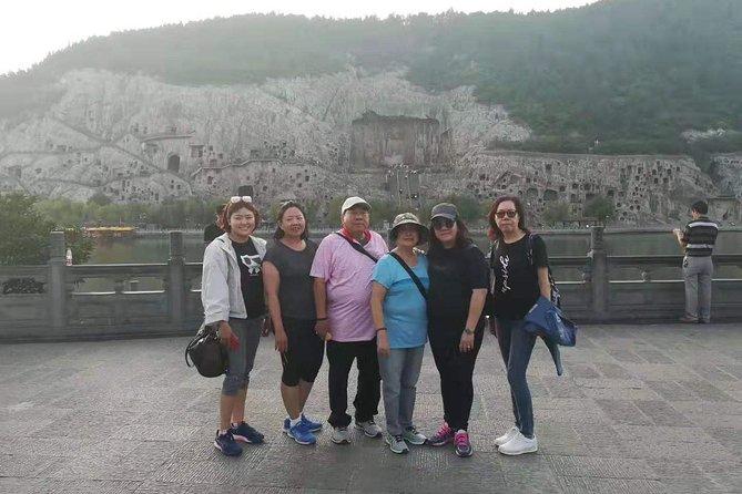 Luoyang Longmen Grottoes&Xiangshan temple, Guanlin temple start from Zhengzhou, Luoyang, CHINA