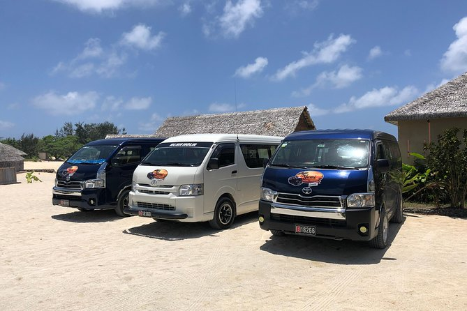 MORE PHOTOS, Private Airport Transfer: Hotel to Port Vila International Airport