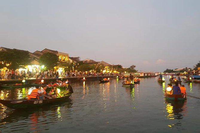 Hoi An CountrysideTour with 3 Local Villages &Hoi An Walking Tour & Night market, ,