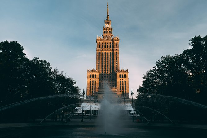 Private Transfer from Lodz to Warsaw with 2h of Sightseeing, Lodz, POLONIA