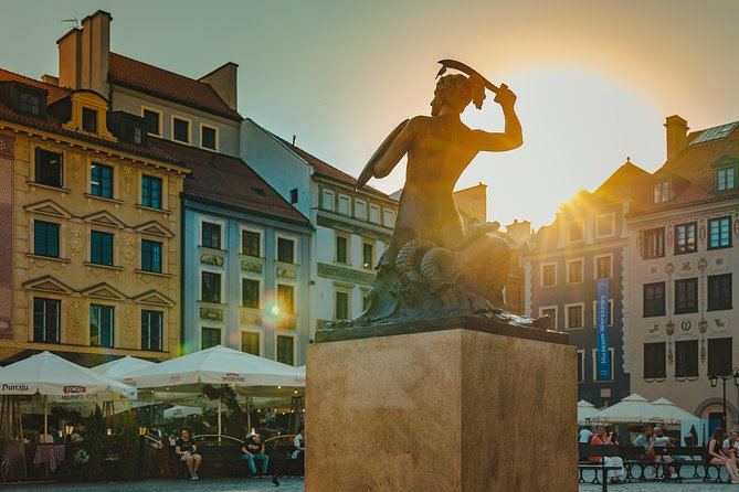 Private Transfer from Poznan to Warsaw with 2 hours of Sightseeing, Poznan, POLONIA