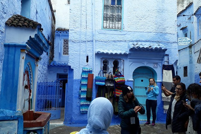 Budget Day Trip to Chefchaouen