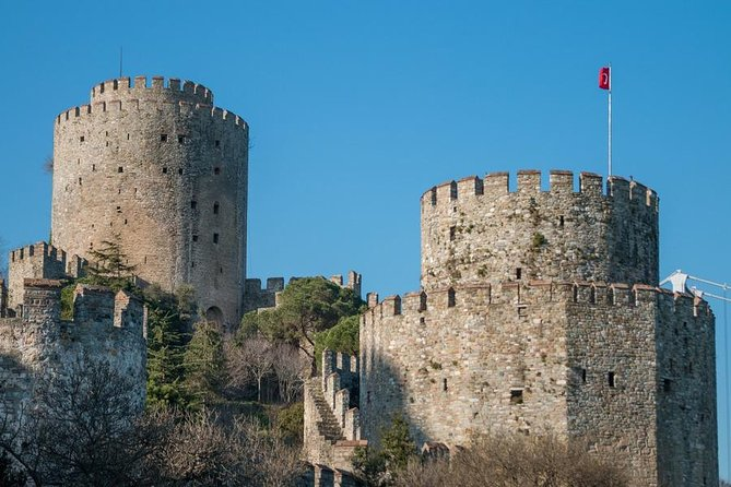 Bosphorus Full-Day Sightseeing Tour: Golden Horn and Bosphorus Cruise, Spice Bazaar, Camlica Hill and Dolmabahce Palace, Estambul, TURQUIA