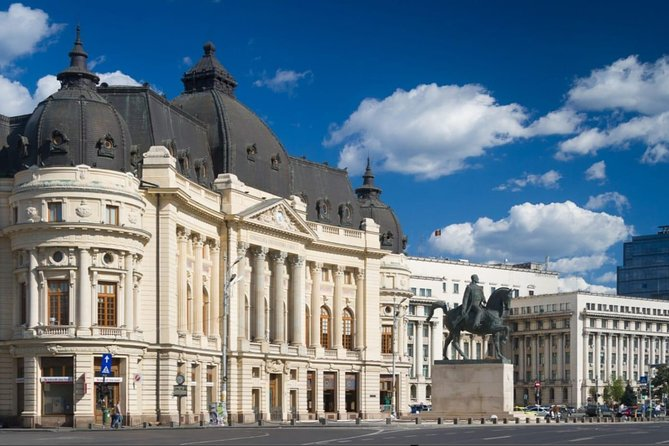 Bucharest Private City Tour, Bucarest, RUMANIA