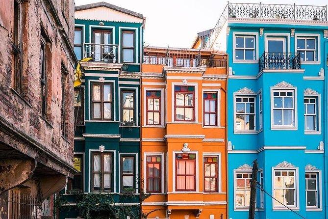 Recorrido a pie por el barrio judío de Estambul, Estambul, TURQUIA