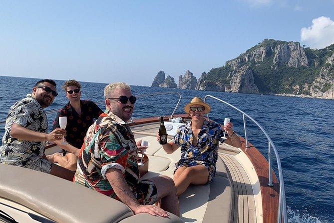 Capri small group experience, Positano, Itália