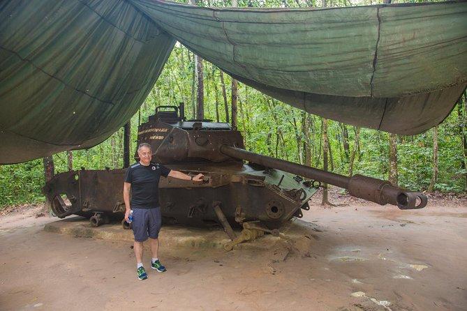 Recorrido privado por los túneles de Cu Chi y el delta del río Mekong: Visita guiada de día completo, Ho Chi Minh, VIETNAM