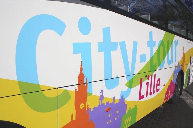 Tour turístico por la ciudad de Ámsterdam, Lille, FRANCIA