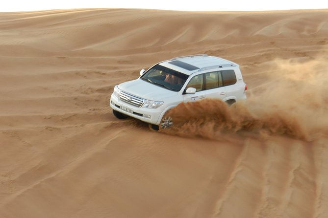 Our company will give full privilege, including pick up and drop facility from your hotel in attractive SUV for taking you on ride. These rides will seriously show you the original beauty scenes of real Red Dunes Desert. Our experience drivers will also give you unforgettable thrill of dune bashing