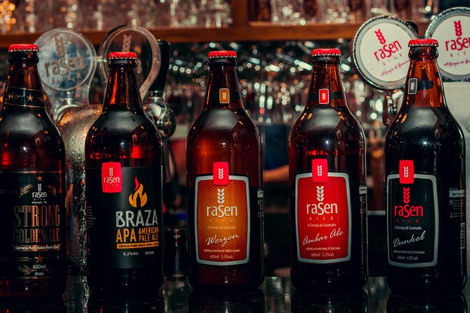 Bus Bier Tour and Nova Petropolis Tour, Gramado, BRASIL