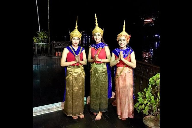With two options of tickets, including Visit to Pakou cave - Lunch on boat or other option of Mekong sunset cruise with traditional dance in dinner.. You will be picked up from your hotel or our Laos Group Tours Office in Luang Prabang Night market