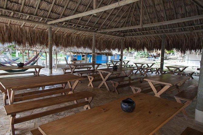 From Cartagena: Rosario Islands day trip at Isla del Sol, Cartagena de Indias, COLOMBIA