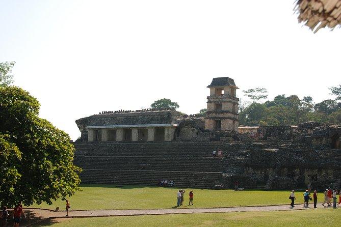 Full Day Tour: Wonders of Agua Azul Cascades and Palenque Ruins, San Cristobal de Las Casas, MEXICO
