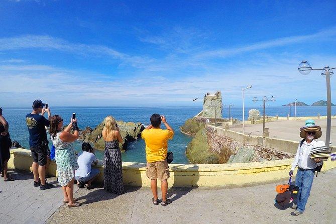 MÁS FOTOS, Paseo Por Centro Historico de Mazatlan, Compras y Playa